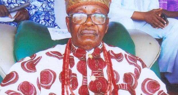 """Royal father slams Exxon Mobil, ors  … Says """"they are insensitive to the development of our area""""  By Etop-Abasi Akpan"""