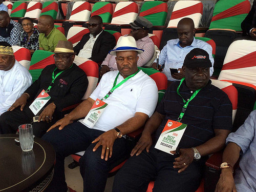 IKOT EKPENE STAKEHOLDERS REJECTS PDP CHAIRMANSHIP PRIMARY   … Stakeholders Withdraw From Exercise  …Vow to solve the crisis with internal mechanism.   By John Ernest