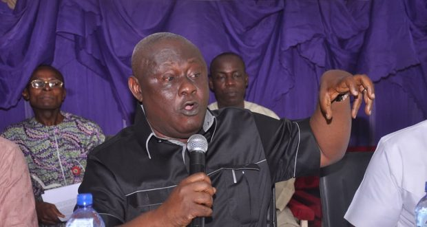 LG Elections  We are ready, not everyone will be allowed to Vote – AKISIEC Boss