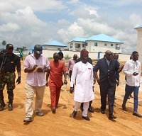 A Remodeled Maritime Academy Of Nigeria Under The Watch Of Commodore Duja Effedua