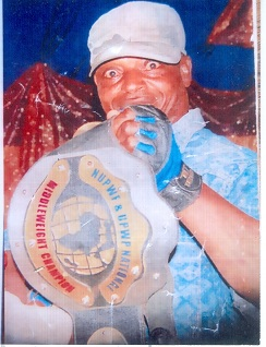 Akwa Ibom born Wrestling Champion Seeks support  for African Wresting Confederation Championship