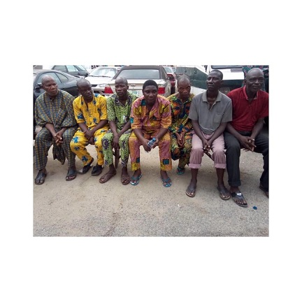 Police arrest Mortuary, Cemetery Attendants for Selling Corpse's Body Parts