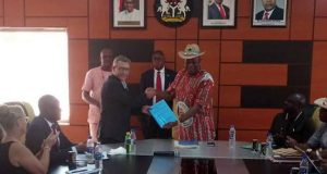 Ibom Science Park: AKSG Signs MOU with Serge Company