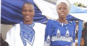 "Ifeanyi Says ""I Do"" to Esther"