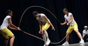 Nigeria Hosts Africa in Rope Skipping Sport, April