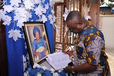 NUJ Condoles Union's Ex Officio Member