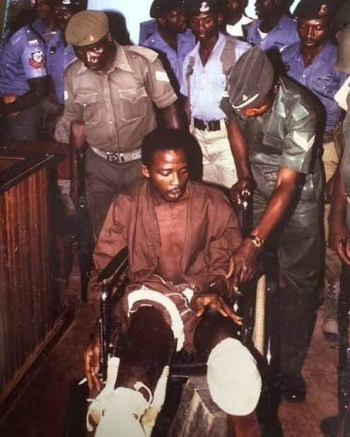 Remembering Lawrence Anini: A brutal armed robber