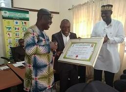 REC bags award in Bayelsa