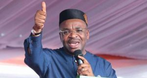 Governor Udom Emmanuel reiterates his commitment to the people