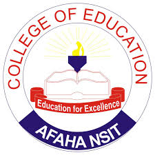 COLLEGE OF EDUCATION, AFAHA NSIT