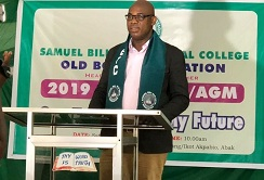 Samuel Bill Old Boys holds AGM