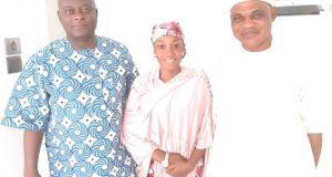 We Won't Tolerate Violence, Rigging – Hajia Nana Khadijat Warns Yahaya Bello, INEC