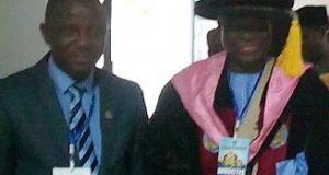 Prof Jerry GanaTasks Nigerian Leaders on Integrity