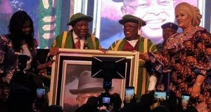 UNN Founders' Day Lecture: The University town of Nsukka stood still for Gov Umahi – Monica