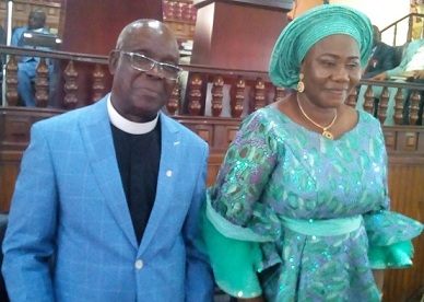 Apostolic Church ordains Perm Sect as Pastor