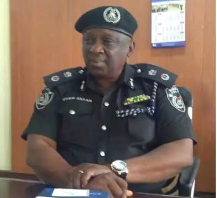 CP Akpan Assumes Office As Bayelsa Police Boss