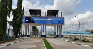 New Gate of MAN Oron: Commodore Duja Effedua's New Signature