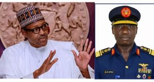 Buhari Appoints Generals from Akwa Ibom to head Military Commands