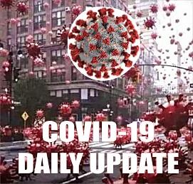 COVID-19 DAILY UPDATE