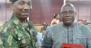 Participants of the Army War College of Nigeria Tours INNOSON Group