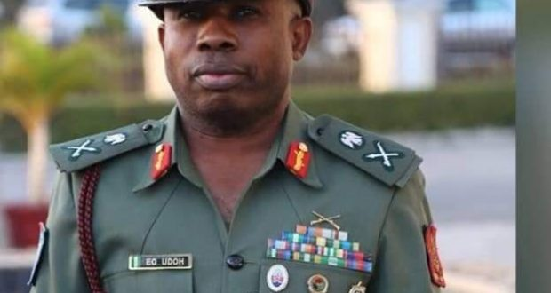 Two A'Ibom Gallant Soldiers, others Honoured