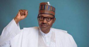 NDDC GATES: President Buhari Commissions NDDC Project