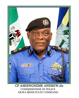 Akwa Ibom Gets New Police Commissioner, Assumes Duty Amidst High Expectation