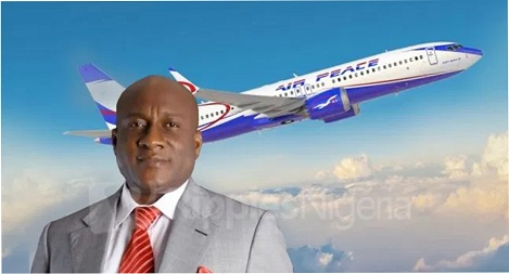 Air Peace commends reciprocity move in airlines operation