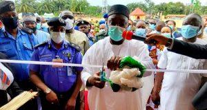 Gov. Ugwuanyi hails IGP Abubakar for additional Police Area Command in Enugu