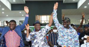 Edo Election: Oshiomhole blames Tinubu's campaign video for APC loss