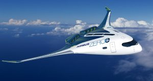 Airbus Unveils Hydrogen Designs for Zero-Emission Flight