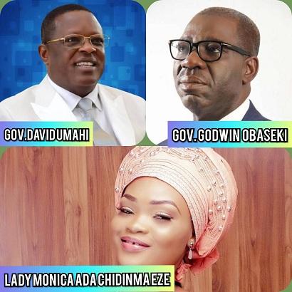 Obaseki's Reelection: A Manifestation of Gov. Umahi's Prophetic Declaration – Monica