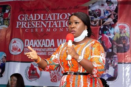 DAKKADA Affiliate Empowers Ukanafun Women