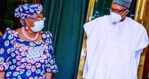 WTO Top Job: President Buhari Throws Weight Behind Okonjo-Iweala