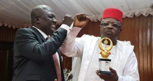 Governor Umahi: Best Agriculture Promotion Gov. In Nigeria