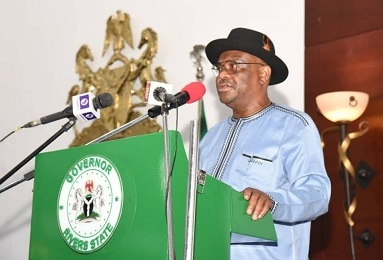 Governor Wike Presents N448.6 Billion 2021 Budget