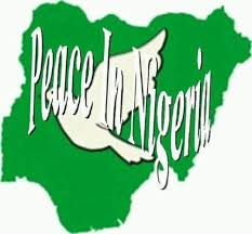 Creating Peaceful Environment for Nigeria