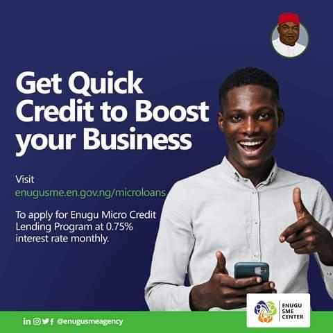 Enugu Govt Launches Loan Scheme For Entrepreneurs
