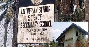 Lutheran Senior Science Secondary School, Ibakachi: A School In Need Of Help