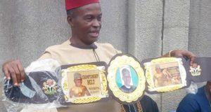 Nigerian Pro Wrestling Federation Set for 'Battleground 2021'