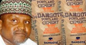 How Dangote Milks Nigerians: Sells Cement For N1,800 In Zambia, N3,500 In Nigeria